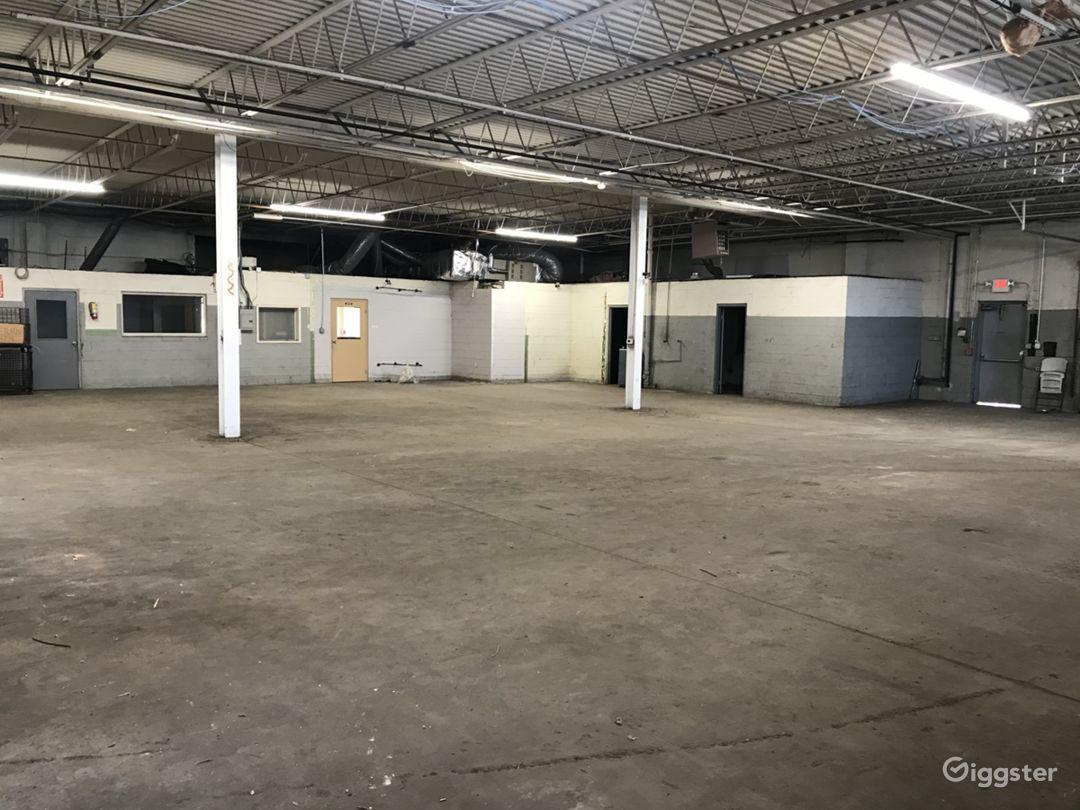6,000 sq foot warehouse outside of Philadelphia Photo 5