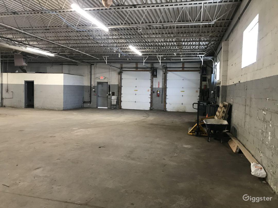 6,000 sq foot warehouse outside of Philadelphia Photo 1
