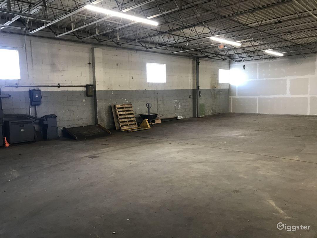 6,000 sq foot warehouse outside of Philadelphia Photo 4