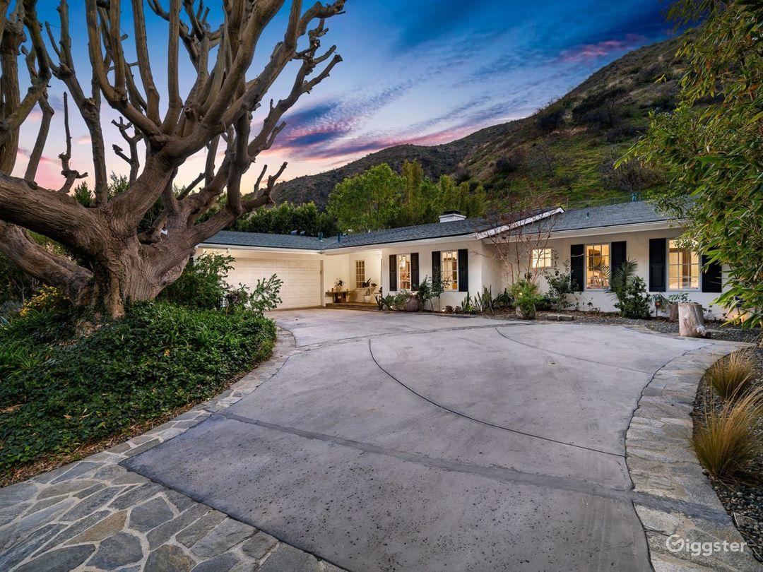 Modern Ranch house Photo 1