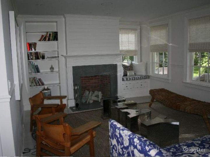 Classic clapperboard Hamptons home: Location 4271 Photo 2