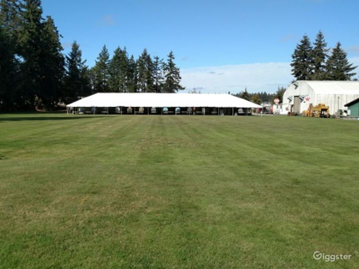 Large Lawn Perfect for Special Events Photo 5
