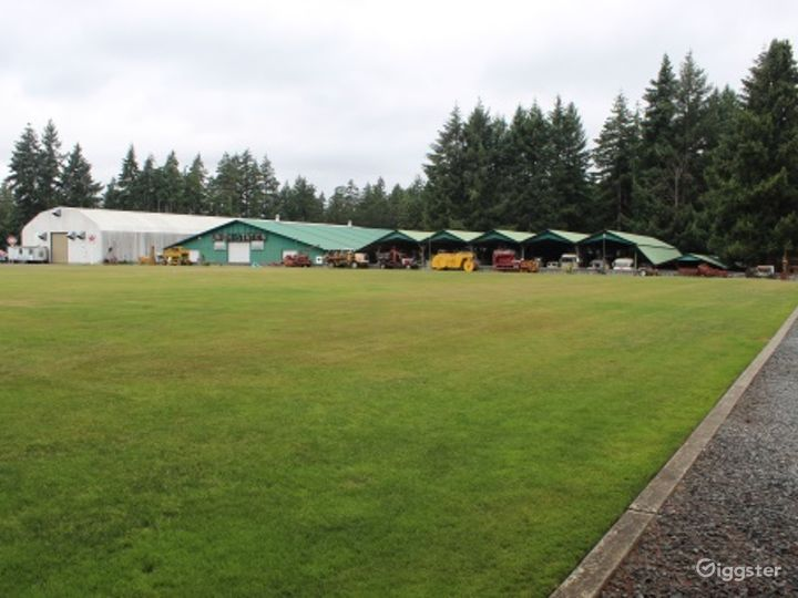 Large Lawn Perfect for Special Events Photo 2