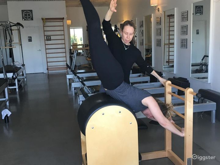 Authentic and Fully-Equipped Pilates Studio in Los Angeles Photo 3
