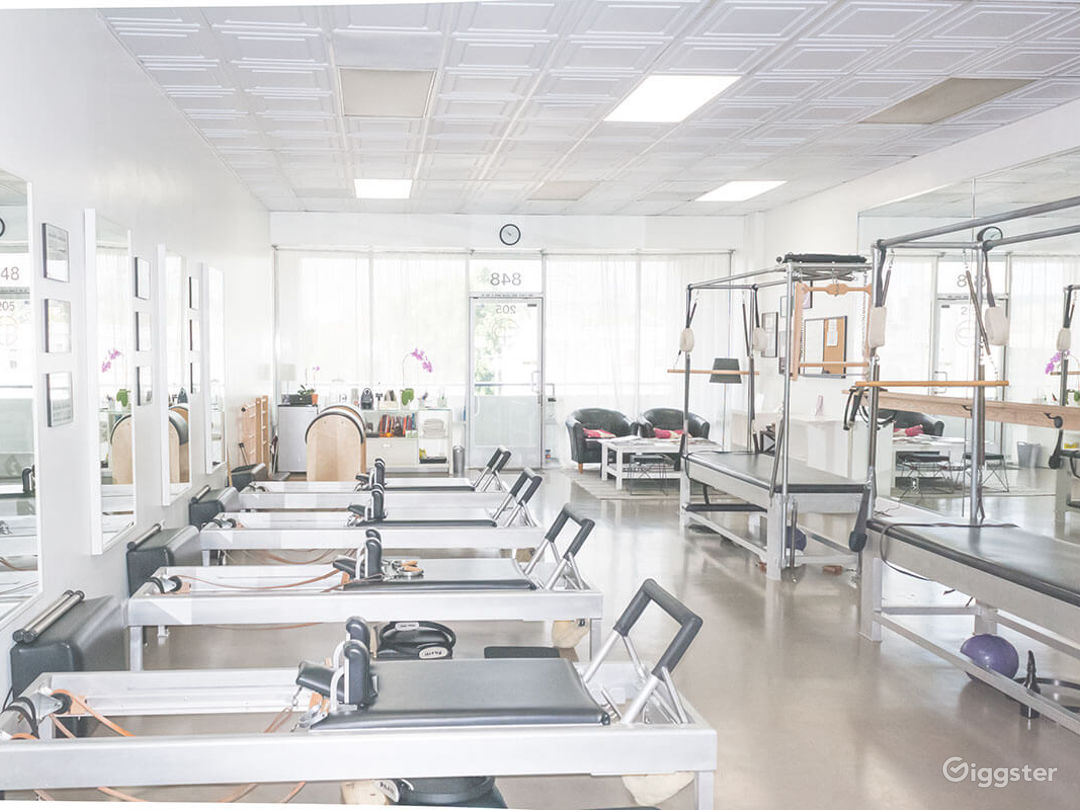 Authentic and Fully-Equipped Pilates Studio in Los Angeles Photo 1