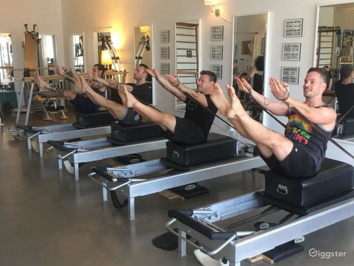 Authentic and Fully-Equipped Pilates Studio in Los Angeles Photo 4