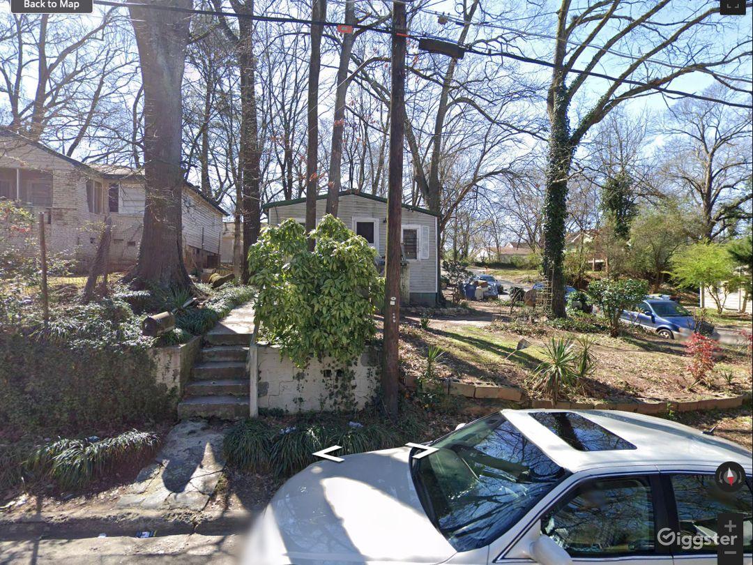 """Haunted"" House in the heart of Atlanta Photo 2"