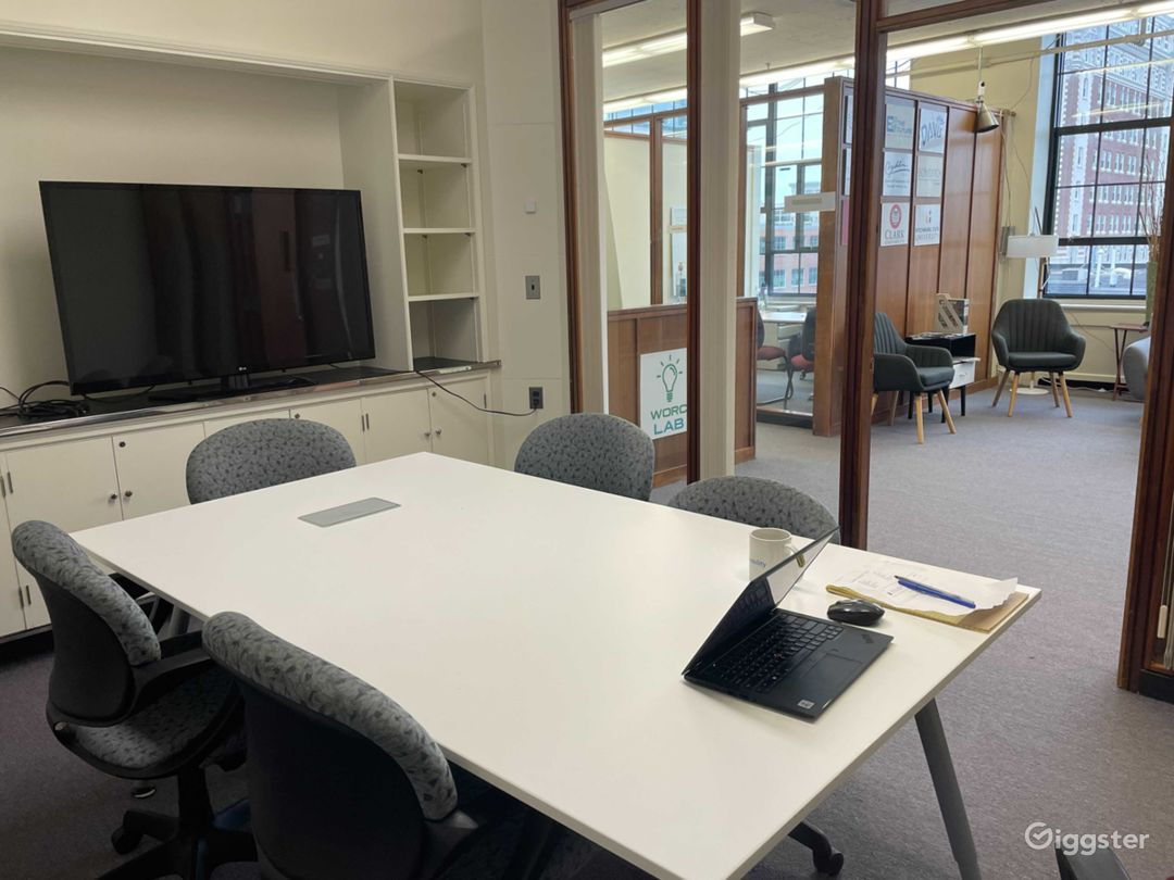Professional Conference Room in Worcester Photo 1
