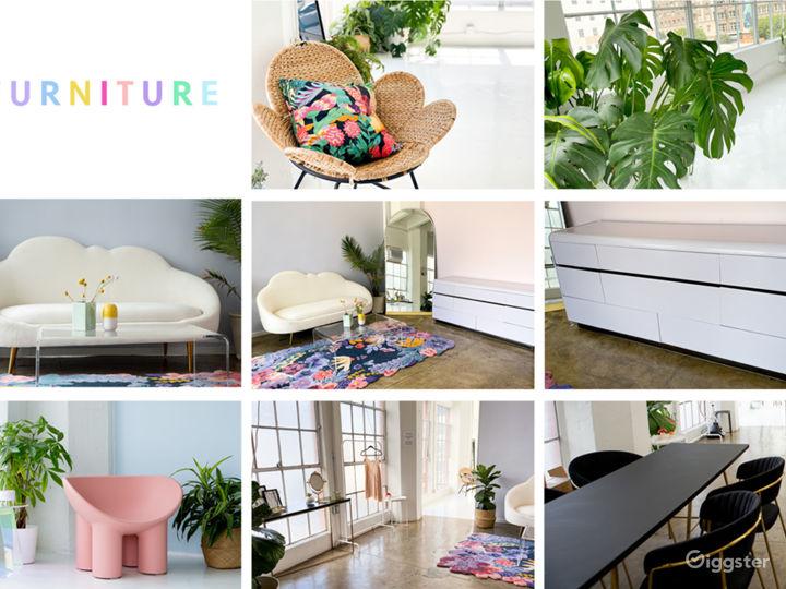 Dreamy clean bright modern furnished loft ✨ Photo 4