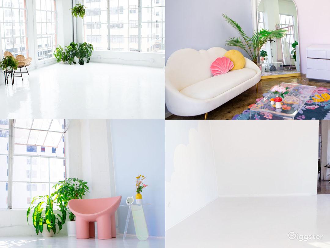 Dreamy clean bright modern furnished loft ✨ Photo 1