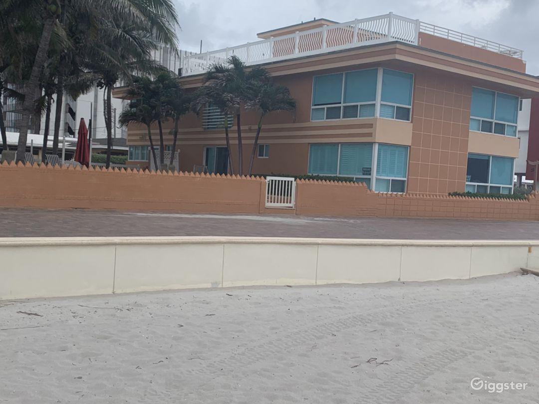 Million Dollar Mansion Hollywood Beach Front | FL Photo 2