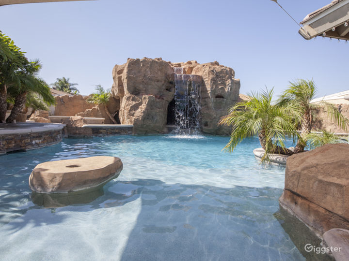 View of the pool!