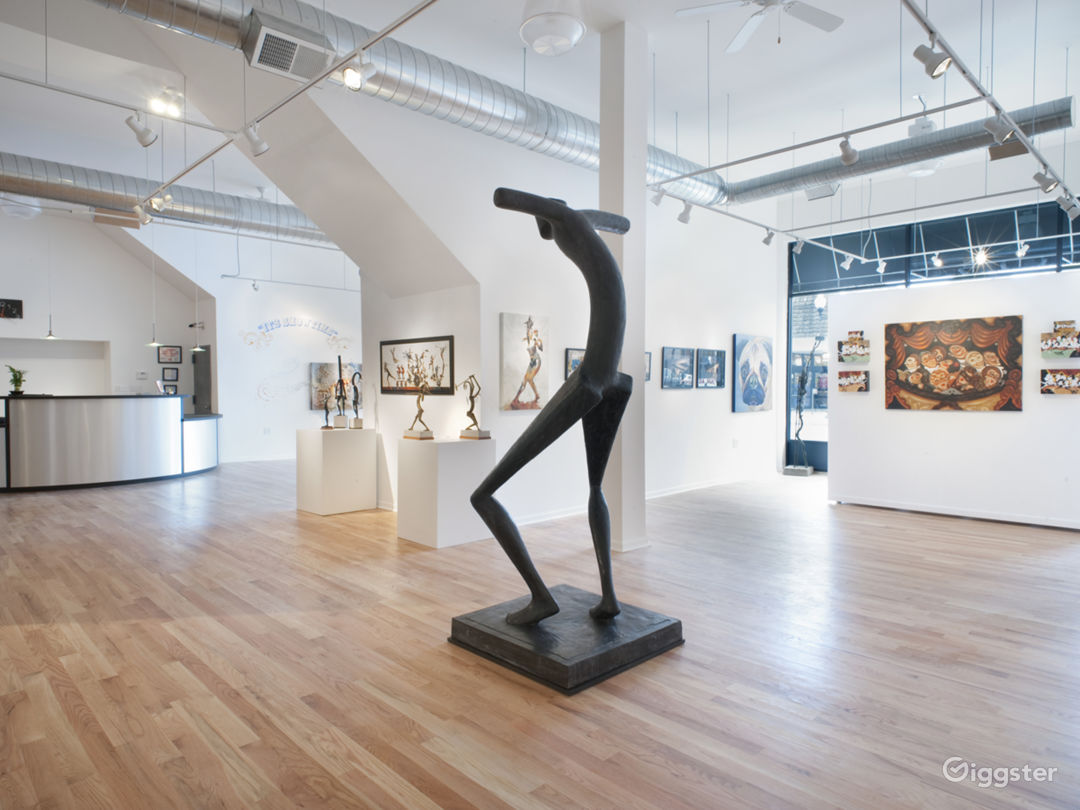 Contemporary Art Gallery Photo 1