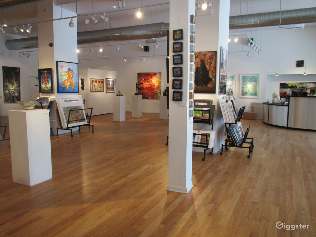Contemporary Art Gallery Photo 5