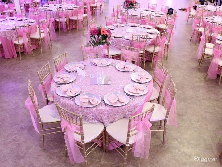 Elegant Ballroom in Newark Photo 5