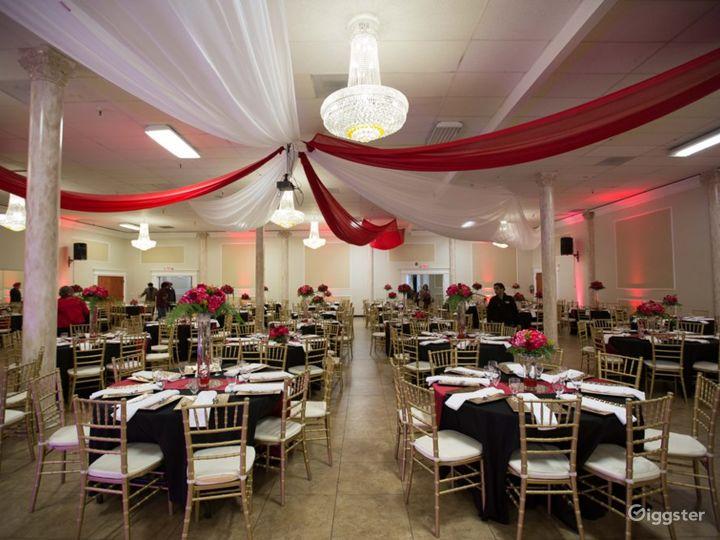 Elegant Ballroom in Newark Photo 2