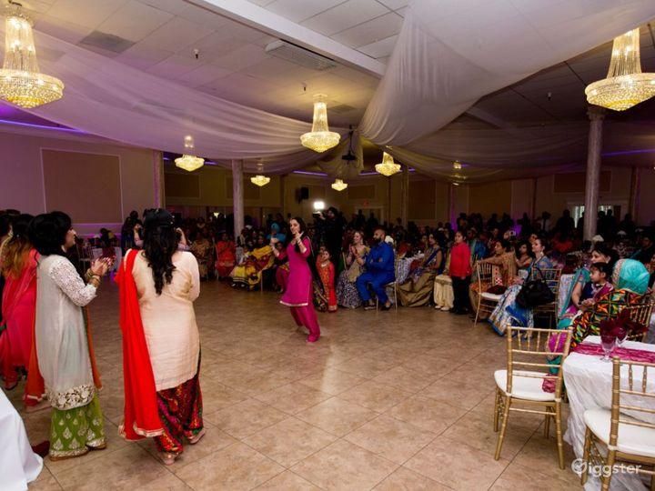 Elegant Ballroom in Newark Photo 3