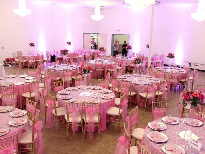 Elegant Ballroom in Newark Photo 4