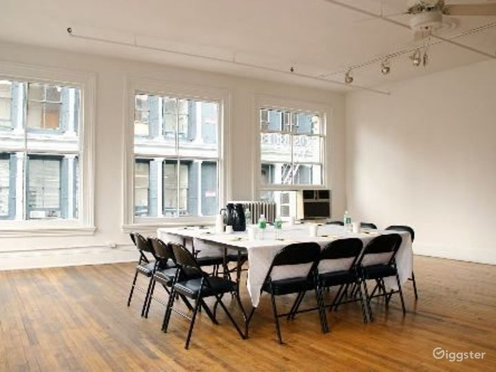 Office, event, workshop spaces: Location 3095 Photo 4