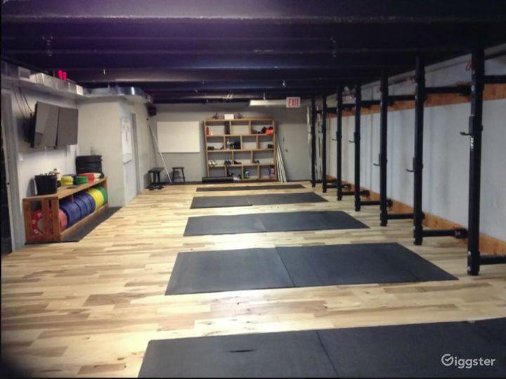 Urban Fitness Gym in Willamsburg Photo 2