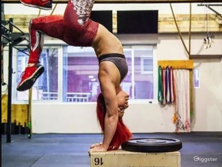 Urban Fitness Gym in Willamsburg Photo 5