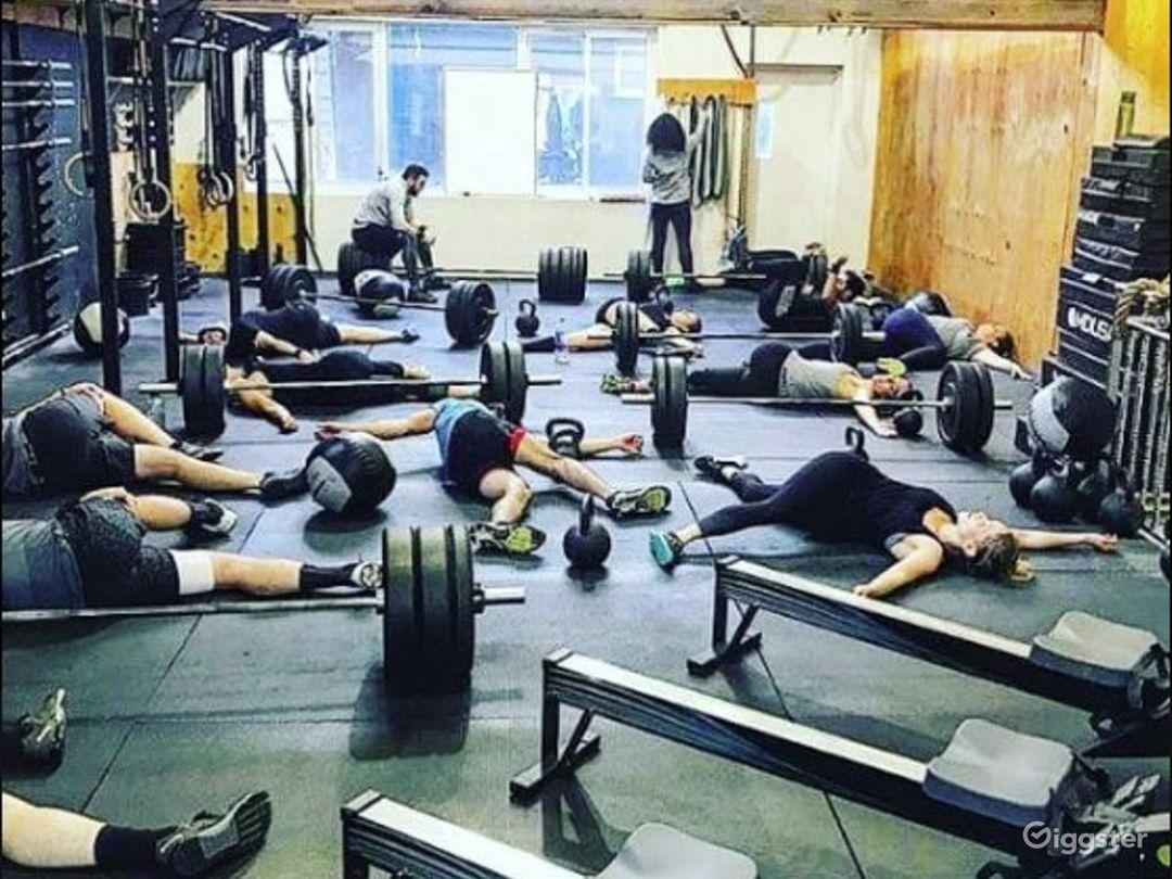 Urban Fitness Gym in Willamsburg Photo 1