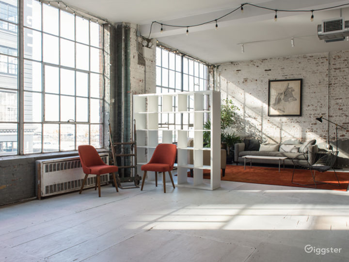 Studio 1 - 3,200 sq/ft
