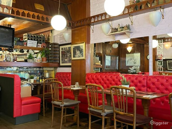 French and Turkish Restaurant in Belsize Park Photo 5