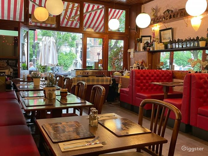 French and Turkish Restaurant in Belsize Park Photo 2