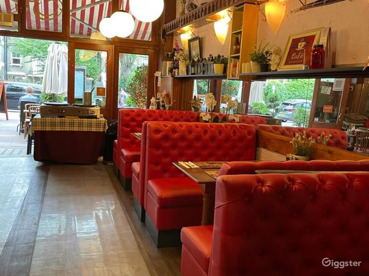 French and Turkish Restaurant in Belsize Park Photo 3