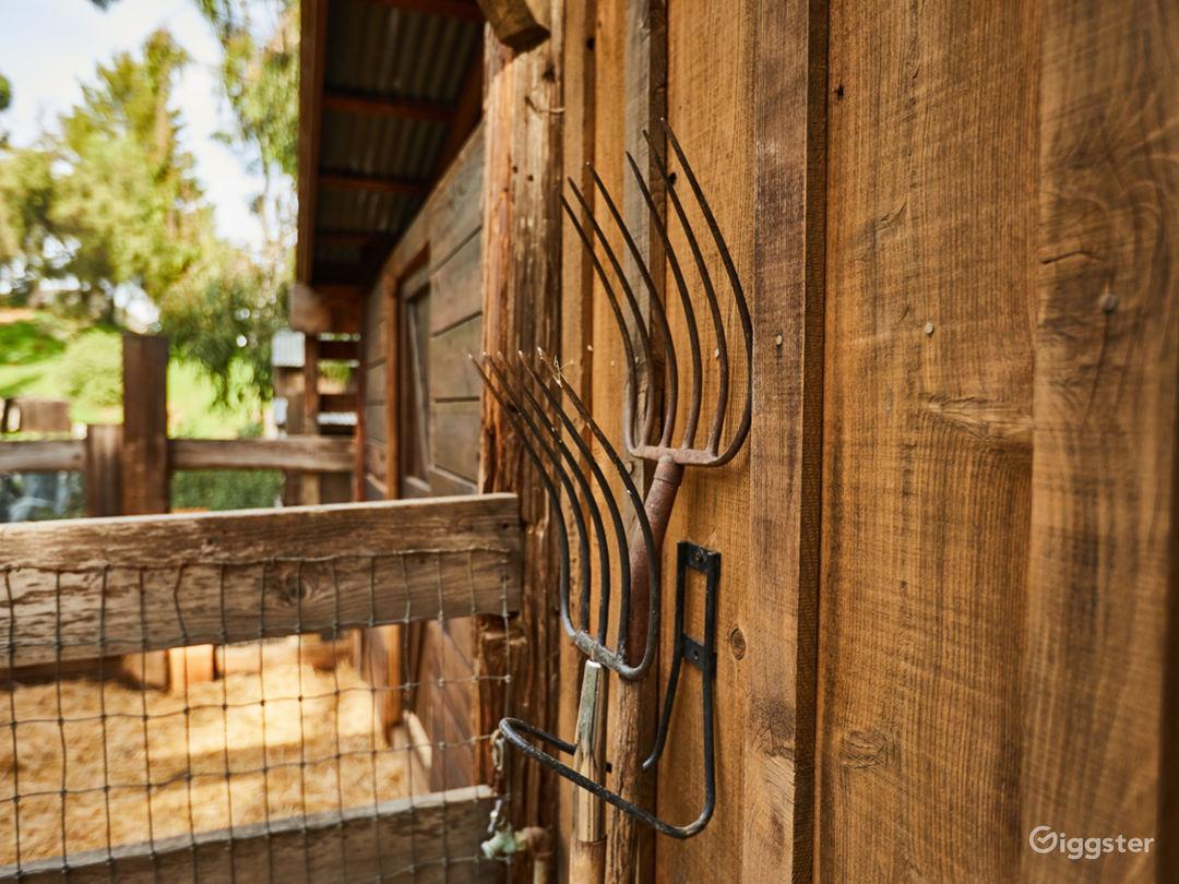 Topanga Compound | Brown Barn Photo 4