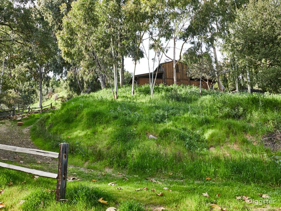 Topanga Compound | Brown Barn Photo 2
