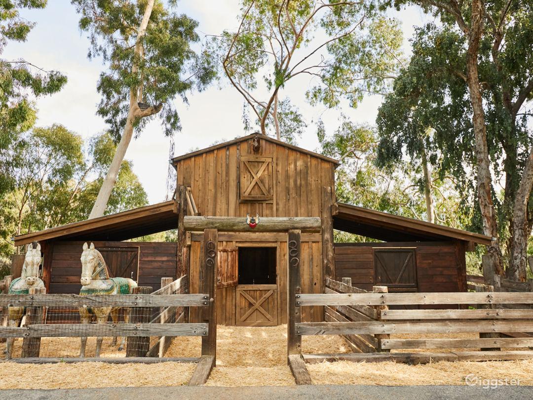 Topanga Compound | Brown Barn Photo 1