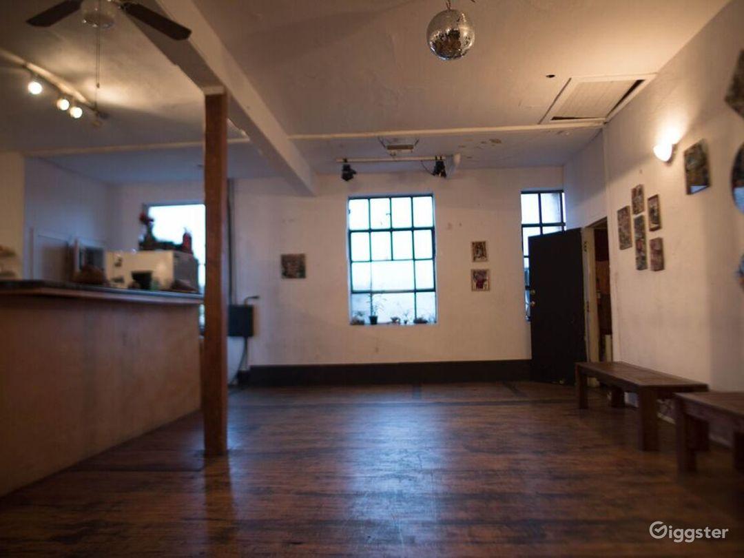 Warehouse / Recording Studios / Kitchen / Photo 4
