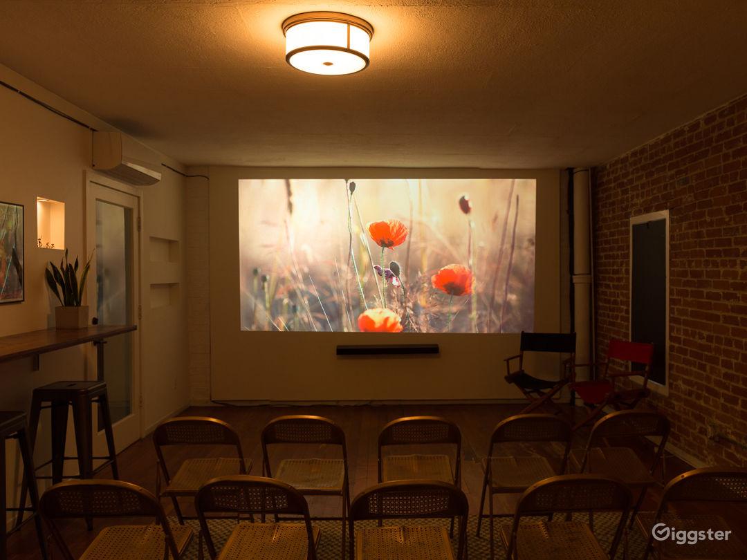Brick Room // Screening, Meeting, Fitting Room Photo 2