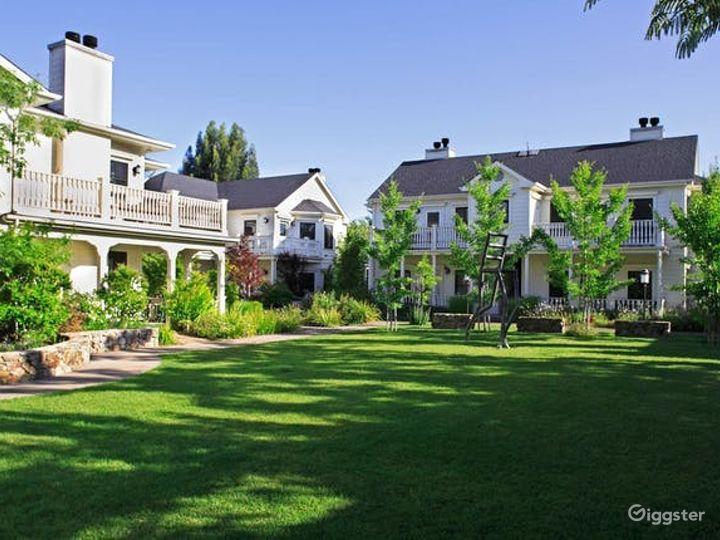 Beautiful Garden Event Space in Sonoma Photo 5