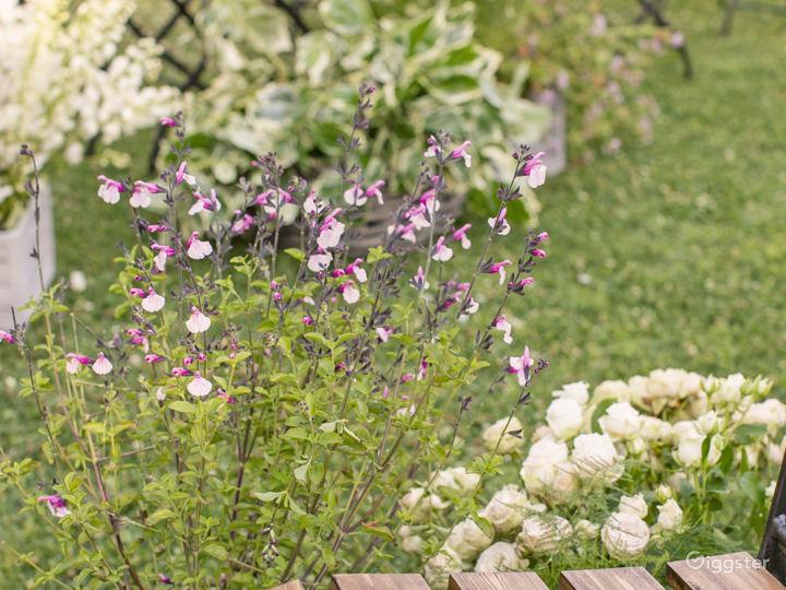 Beautiful Garden Event Space in Sonoma Photo 2