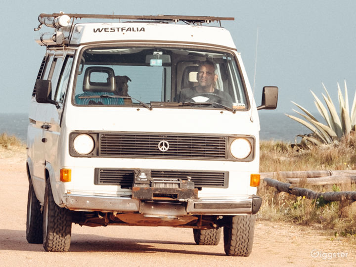 Volkswagen Westfalia Vanagon '84 for hire in Miami Photo 2