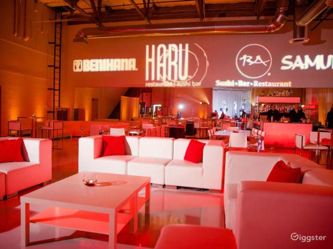 Unique Heli Hangar Exclusive Venue Photo 1