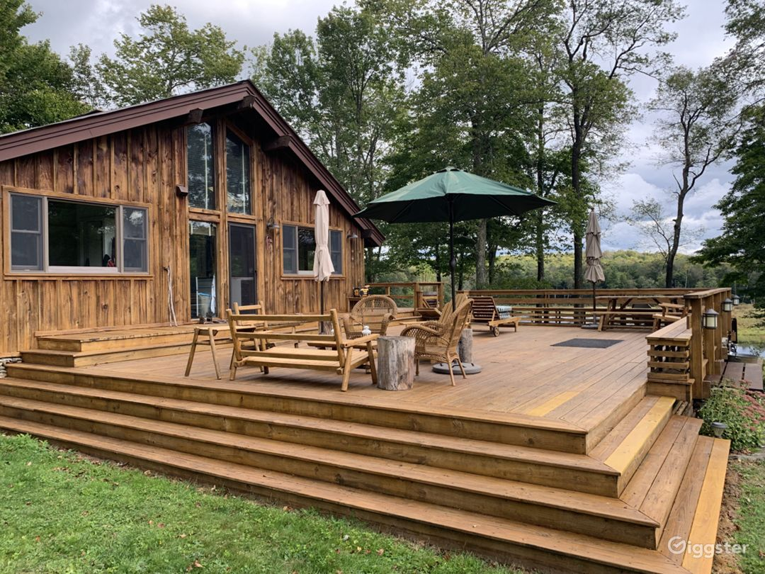 Catskills Lake House Photo 5