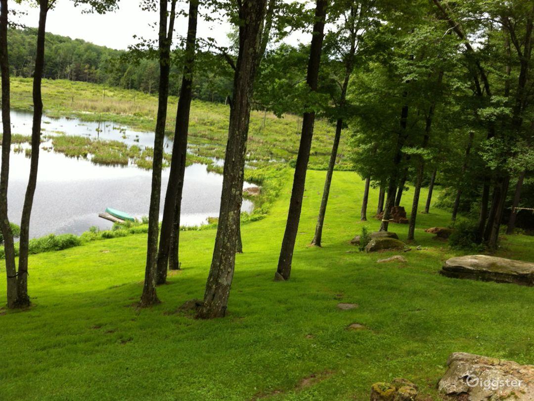 Catskills Lake House Photo 3