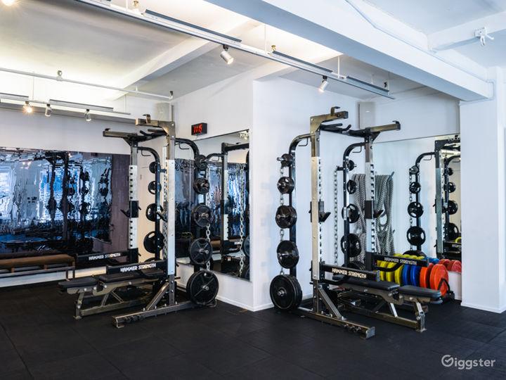 Gym: Location 5100