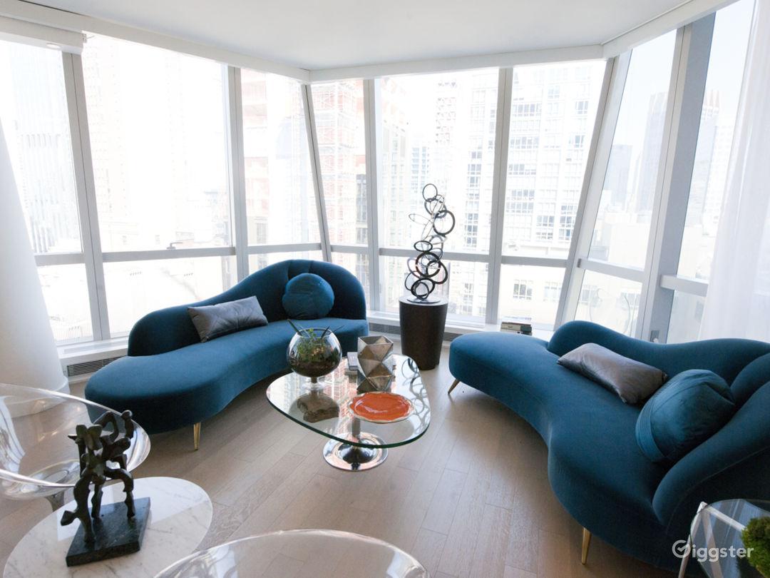 Large, bright, modern Midtown East loft Photo 3