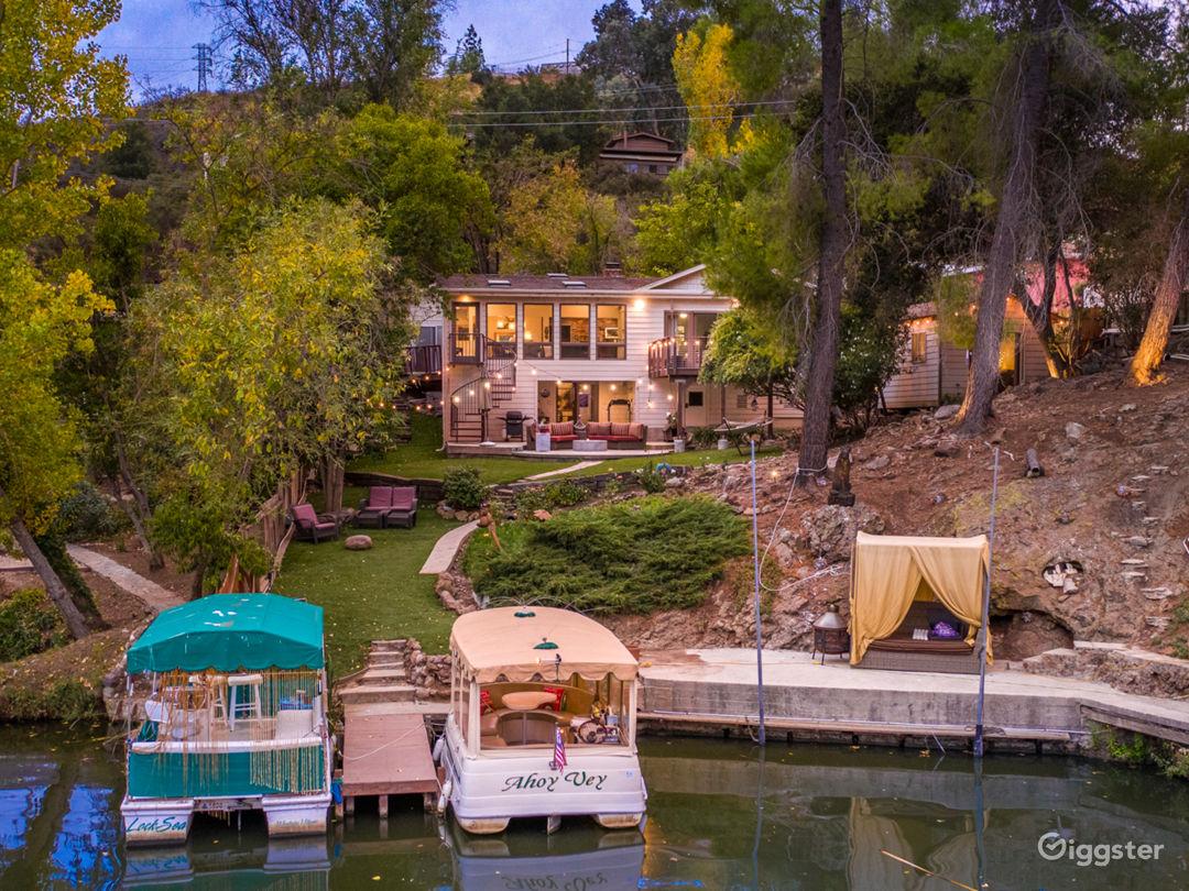 Lakefront Property Photo 1