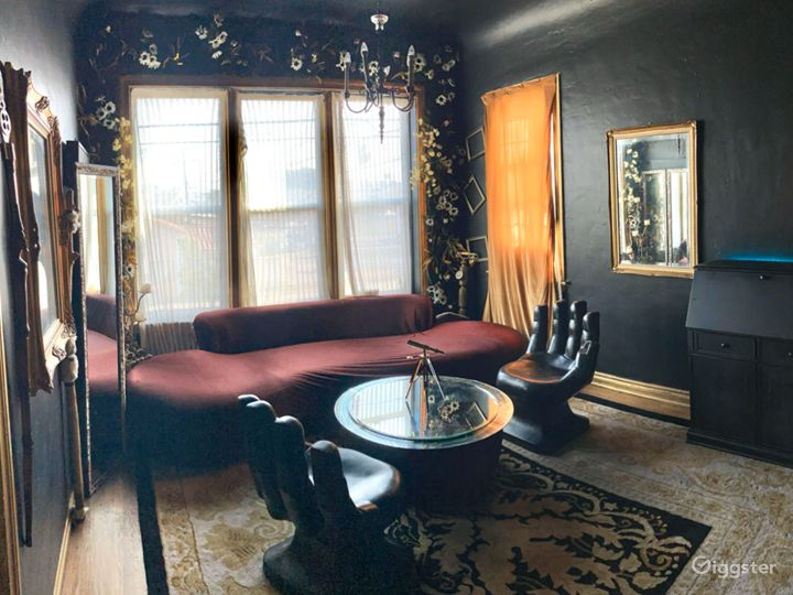 Day and Night dream luxurious vintage apartment  Photo 2
