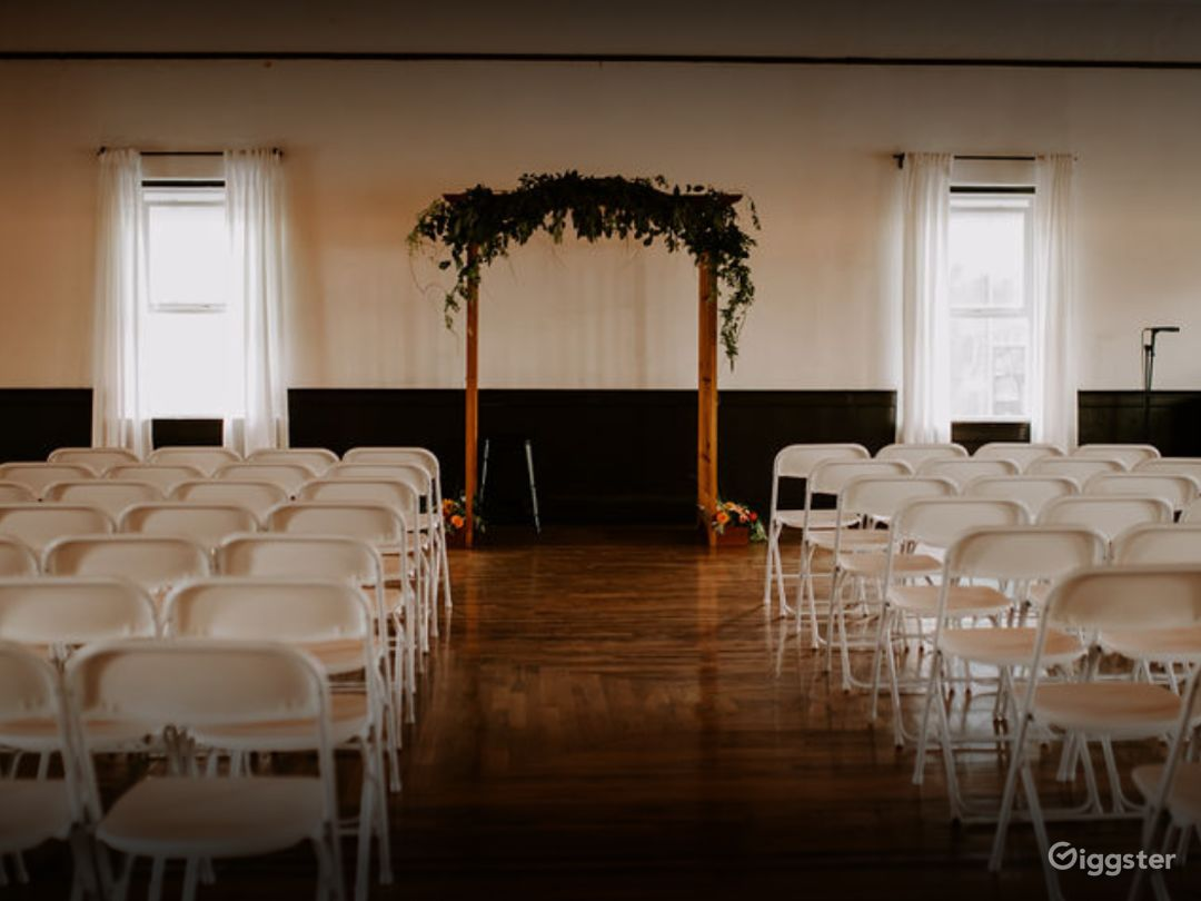 Historic Event Space in Portland Photo 1
