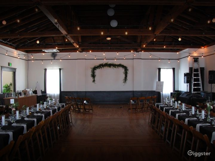 Historic Event Space in Portland Photo 5