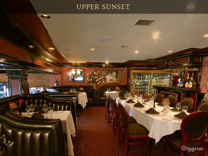 Upper Sunset Room