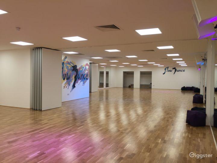 Whole Venue / Studio 1 & 2