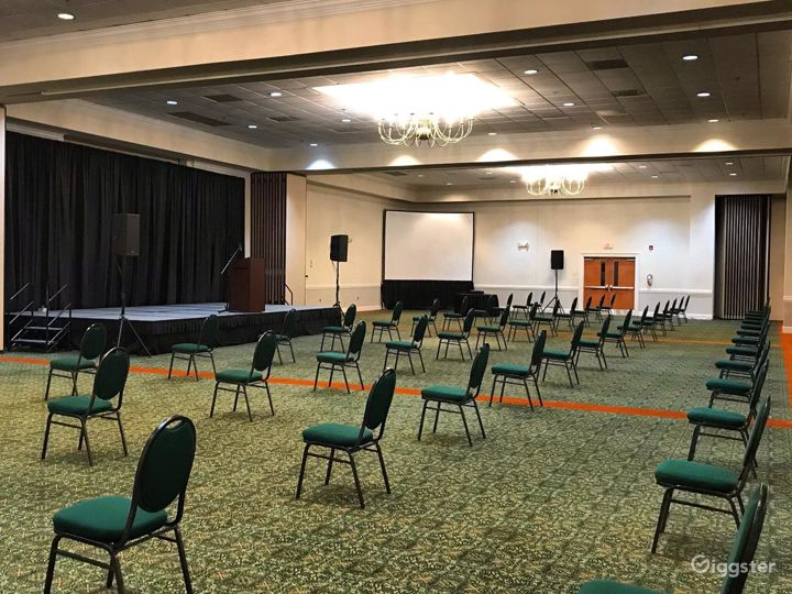 Well-kept Meeting & Event Space in Fredericksburg Photo 3